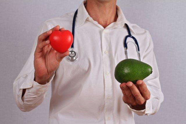Авокадо для здорового сердца
