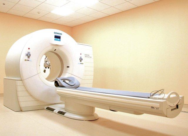 Электронно-лучевая томография