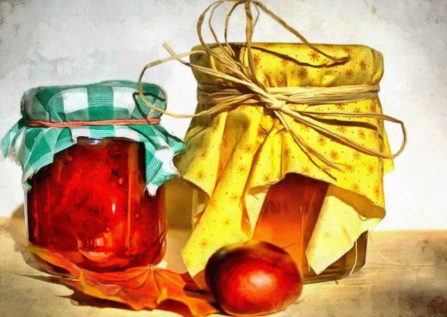 Варенье и мед