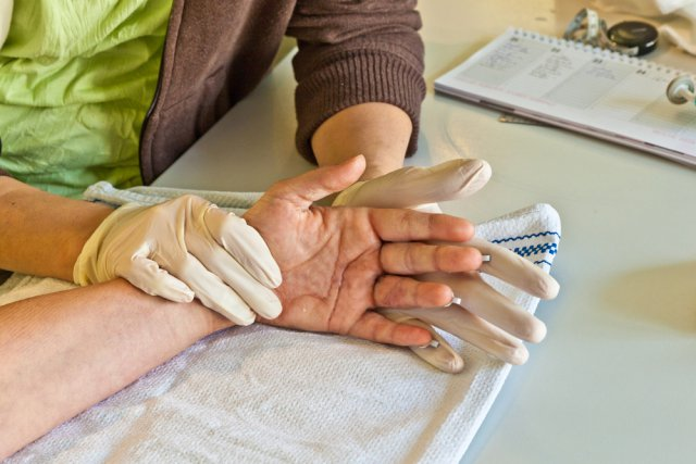 Восстановление рук