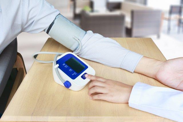 Измерение давления в больнице