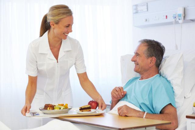 Питание в больничном стационаре