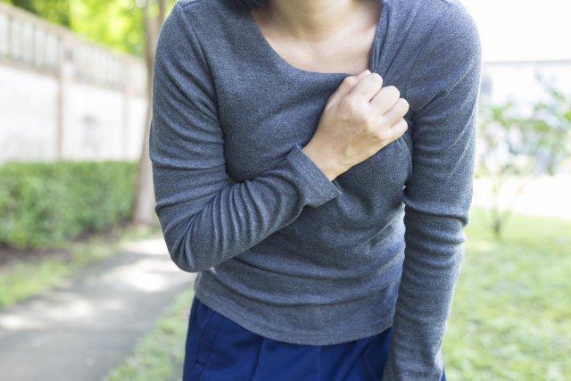 Боль и жжение в груди