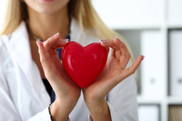 Сердце в руках доктора