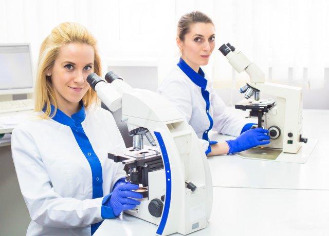 Лаборанты